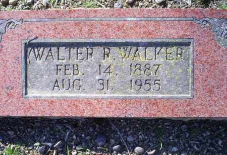 WALKER, WALTER R. - Conway County, Arkansas | WALTER R. WALKER - Arkansas Gravestone Photos
