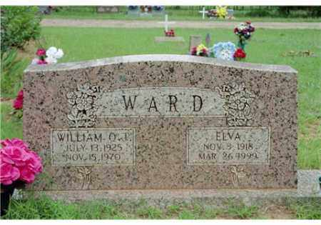 WARD, ELVA - Conway County, Arkansas | ELVA WARD - Arkansas Gravestone Photos