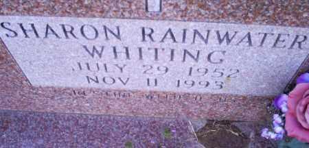 WHITING, SHARON - Conway County, Arkansas | SHARON WHITING - Arkansas Gravestone Photos