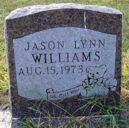 WILLIAMS, JASON LYNN - Conway County, Arkansas | JASON LYNN WILLIAMS - Arkansas Gravestone Photos