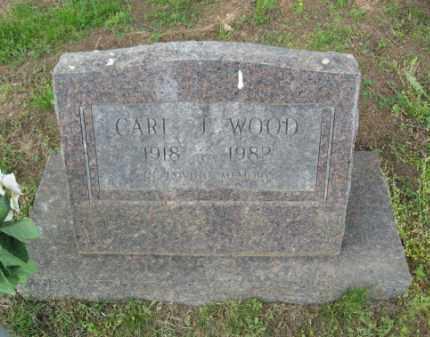 WOOD, CARL - Conway County, Arkansas | CARL WOOD - Arkansas Gravestone Photos