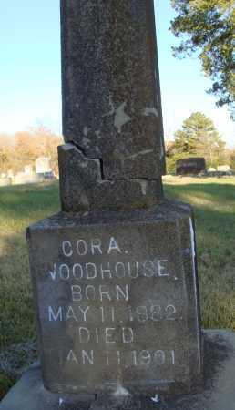 WOODHOUSE, CORA - Conway County, Arkansas | CORA WOODHOUSE - Arkansas Gravestone Photos