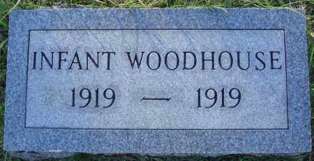 WOODHOUSE, INFANT - Conway County, Arkansas | INFANT WOODHOUSE - Arkansas Gravestone Photos