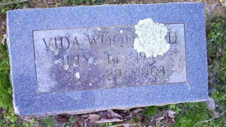 WOODWARD, VIDA - Conway County, Arkansas | VIDA WOODWARD - Arkansas Gravestone Photos