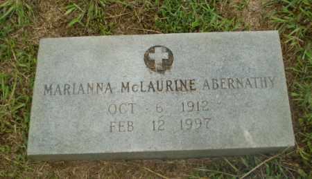 ABERNATHY, MARIANNA - Craighead County, Arkansas   MARIANNA ABERNATHY - Arkansas Gravestone Photos