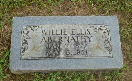 ABERNATHY, WILLIE ELLIS - Craighead County, Arkansas   WILLIE ELLIS ABERNATHY - Arkansas Gravestone Photos