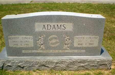 ADAMS, EVELYN  LORAINE - Craighead County, Arkansas | EVELYN  LORAINE ADAMS - Arkansas Gravestone Photos