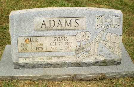 ADAMS, WILLIE - Craighead County, Arkansas | WILLIE ADAMS - Arkansas Gravestone Photos