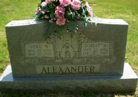 ALEXANDER, ROBERT M - Craighead County, Arkansas | ROBERT M ALEXANDER - Arkansas Gravestone Photos