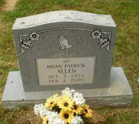 ALLEN, BRIAN PATRICK - Craighead County, Arkansas   BRIAN PATRICK ALLEN - Arkansas Gravestone Photos