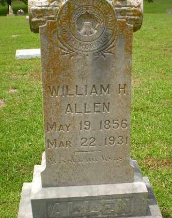 ALLEN, WILLIAM H - Craighead County, Arkansas | WILLIAM H ALLEN - Arkansas Gravestone Photos