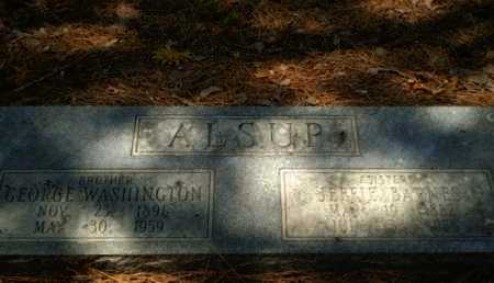 ALSUP, JERRIE BARNES - Craighead County, Arkansas   JERRIE BARNES ALSUP - Arkansas Gravestone Photos