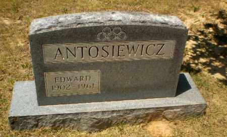 ANTOSIEWICZ, EDWARD - Craighead County, Arkansas | EDWARD ANTOSIEWICZ - Arkansas Gravestone Photos