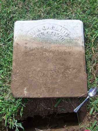 ARMOUR, JOHN CALVIN - Craighead County, Arkansas | JOHN CALVIN ARMOUR - Arkansas Gravestone Photos