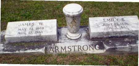 ARMSTRONG, JAMES W - Craighead County, Arkansas | JAMES W ARMSTRONG - Arkansas Gravestone Photos
