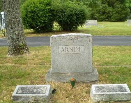 ARNDT FAMILY, MONUMENT - Craighead County, Arkansas | MONUMENT ARNDT FAMILY - Arkansas Gravestone Photos