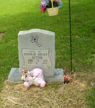 AUSTIN, DEBORAH - Craighead County, Arkansas | DEBORAH AUSTIN - Arkansas Gravestone Photos