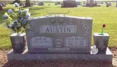 AUSTIN, GLEN SR. - Craighead County, Arkansas | GLEN SR. AUSTIN - Arkansas Gravestone Photos