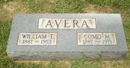 AVERA, WILLIAM T - Craighead County, Arkansas   WILLIAM T AVERA - Arkansas Gravestone Photos