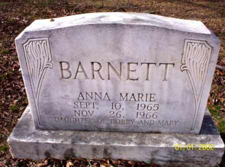 BARNETT, ANNA - Craighead County, Arkansas | ANNA BARNETT - Arkansas Gravestone Photos