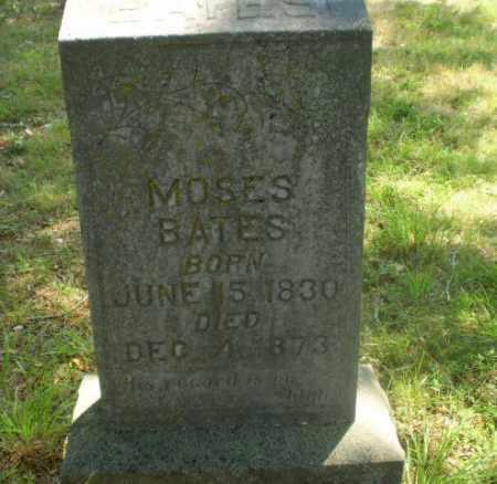 BATES, MOSES - Craighead County, Arkansas | MOSES BATES - Arkansas Gravestone Photos