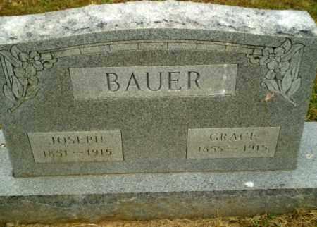BAUER, GRACE - Craighead County, Arkansas   GRACE BAUER - Arkansas Gravestone Photos