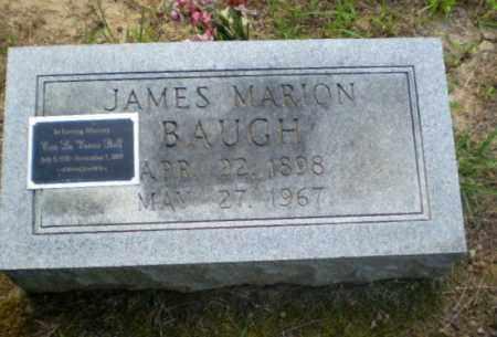 BAUGH, JAMES MARION - Craighead County, Arkansas | JAMES MARION BAUGH - Arkansas Gravestone Photos