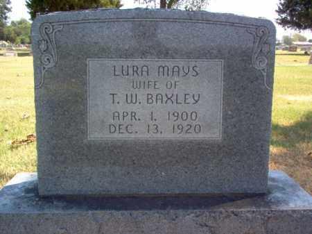 BAXLEY, LURA - Craighead County, Arkansas | LURA BAXLEY - Arkansas Gravestone Photos