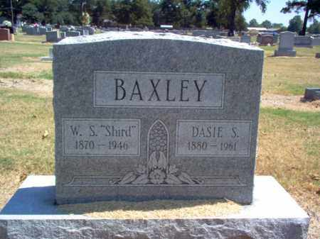 "BAXLEY, WILLIAM SHERWOOD ""SHIRD"" - Craighead County, Arkansas 
