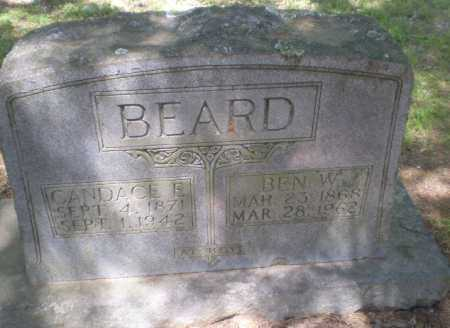 BEARD, CANDACE E - Craighead County, Arkansas   CANDACE E BEARD - Arkansas Gravestone Photos