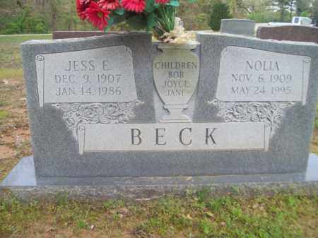"DUFFEL BECK, MAGNOLIA ""NOLIA"" - Craighead County, Arkansas | MAGNOLIA ""NOLIA"" DUFFEL BECK - Arkansas Gravestone Photos"