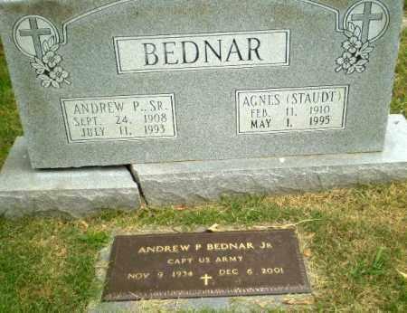 BEDNAR, AGNES - Craighead County, Arkansas | AGNES BEDNAR - Arkansas Gravestone Photos