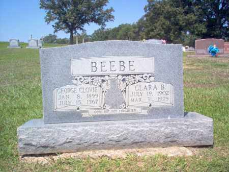BEEBE, GEORGE CLOVIE - Craighead County, Arkansas | GEORGE CLOVIE BEEBE - Arkansas Gravestone Photos