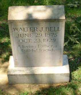 BELL, WALTER J. - Craighead County, Arkansas | WALTER J. BELL - Arkansas Gravestone Photos