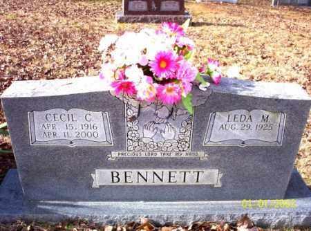 BENNETT, CECIL - Craighead County, Arkansas   CECIL BENNETT - Arkansas Gravestone Photos