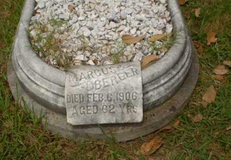 BERGER, MARCUS - Craighead County, Arkansas | MARCUS BERGER - Arkansas Gravestone Photos