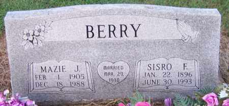 BERRY, MAZIE J. - Craighead County, Arkansas | MAZIE J. BERRY - Arkansas Gravestone Photos