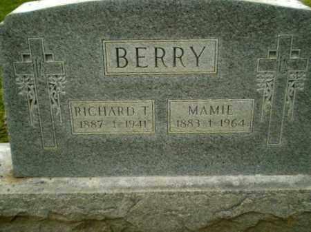 BERRY, RICHARD T - Craighead County, Arkansas | RICHARD T BERRY - Arkansas Gravestone Photos