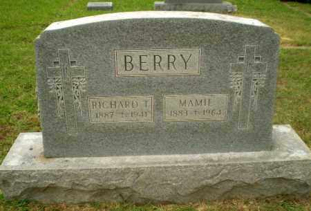 BERRY, RICHARD T - Craighead County, Arkansas | RICHARD T BERRY - Arkansas Gravestone Photos