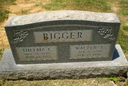 BIGGER, THELMA L - Craighead County, Arkansas | THELMA L BIGGER - Arkansas Gravestone Photos