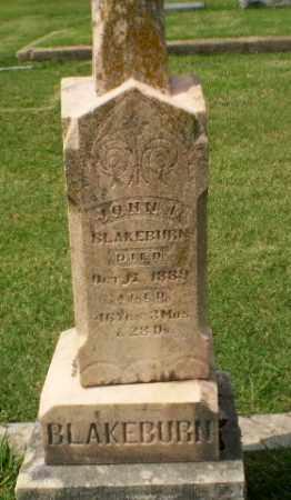 BLAKEBURN, JOHN I - Craighead County, Arkansas   JOHN I BLAKEBURN - Arkansas Gravestone Photos