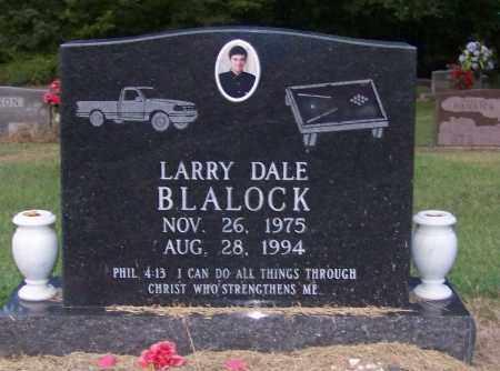BLALOCK, LARRY DALE - Craighead County, Arkansas | LARRY DALE BLALOCK - Arkansas Gravestone Photos