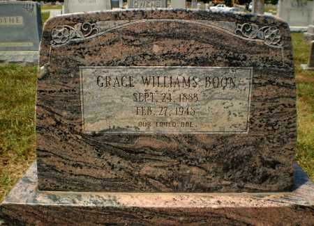 BOON, GRACE - Craighead County, Arkansas | GRACE BOON - Arkansas Gravestone Photos