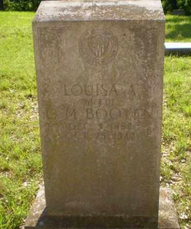 BOOTEN, LOUISA A - Craighead County, Arkansas   LOUISA A BOOTEN - Arkansas Gravestone Photos
