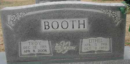 BOOTH, EITHEL - Craighead County, Arkansas | EITHEL BOOTH - Arkansas Gravestone Photos