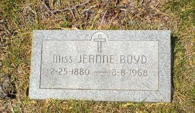 BOYD, JEANNE - Craighead County, Arkansas | JEANNE BOYD - Arkansas Gravestone Photos