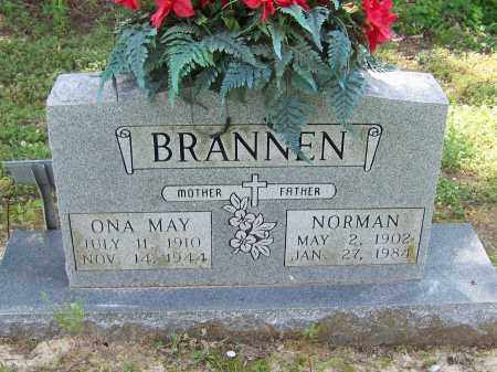 BRANNEN, NORMAN - Craighead County, Arkansas | NORMAN BRANNEN - Arkansas Gravestone Photos