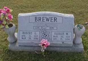 BREWER, ROBERT L. - Craighead County, Arkansas | ROBERT L. BREWER - Arkansas Gravestone Photos