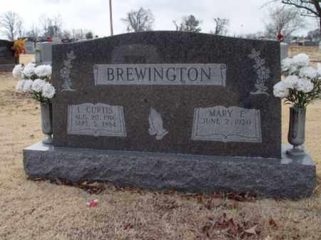 MILLER BREWINGTON, MARY E. - Craighead County, Arkansas | MARY E. MILLER BREWINGTON - Arkansas Gravestone Photos