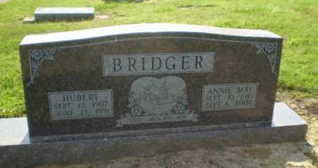 BRIDGER, HUBERT - Craighead County, Arkansas | HUBERT BRIDGER - Arkansas Gravestone Photos